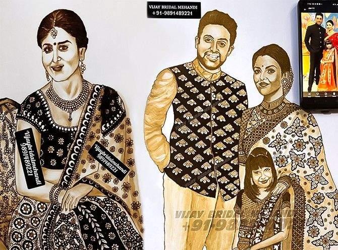 Vijaybridal mehandi artist in noida